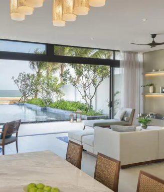 Villa-Livingroom-And-Pool-Beachside